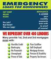 ***EMERGENCY LOANS FOR HOMEOWNERS***