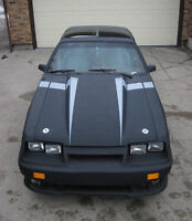 1984 Ford Mustang Coupe Project