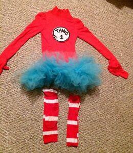 Women's Thing 1 costume  Regina Regina Area image 1