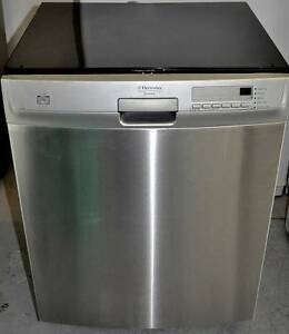 Electrolux dishlex S/S dishwasher Preston Darebin Area Preview