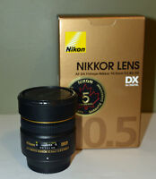 Nikon 10.5mm f/2.8G Fisheye