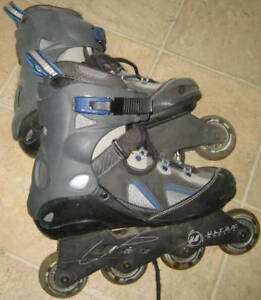 roller blades in excellent condition