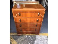 ⭐️ VINTAGE LEBUS CHEST OF DRAWERS ⭐️