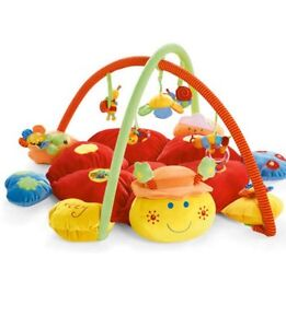 Parc play mat exerciseur toysrus fisher price