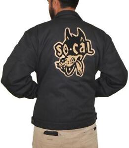 So-Cal Wolf patch