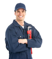 Certified Plumber for Hire