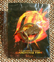 NEW The Hunger Games: Catching Fire (2013) Bronze Mockingjay Pin