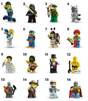 Wanted: Lego Minifigures Series 1