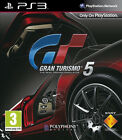Gran Turismo 5 Racing PAL Video Games
