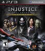Injustice: Gods Among Us [Ultimate Edition] (PS3)