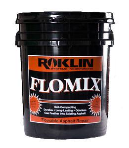 FloMix-Flowable-ASPHALT-REPAIR-5-Gal-Kit-Asphalt-Patch-Roklin-Systems