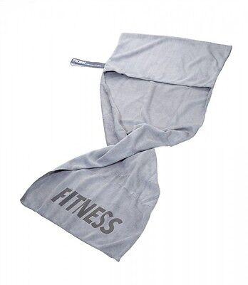 Troika Mikrofaser Fitness Handtuch SCHWITZABLEITER FITNESS