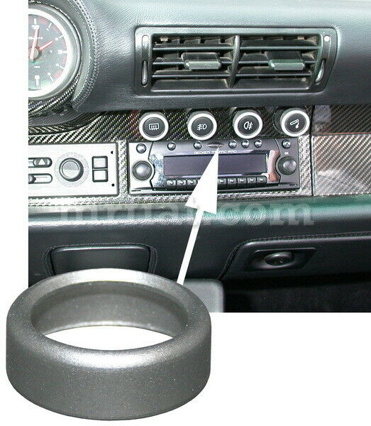 For Porsche 911/930  964/993 Aluminum Decor Ring Switch 1985-97  New
