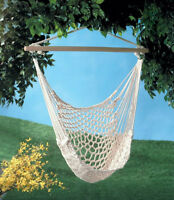 Rope Hammock Swing Chair Brand New