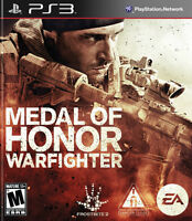 Medal of Honor: Warfighter - Standard Edition - PS3 Game - NEW.
