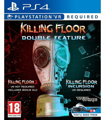Killing Floor Double Feature PS4 Game (PSVR / PS4)