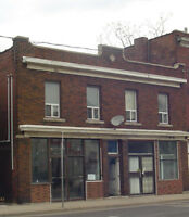 537 BARTON STREET, HAMILTON RETAIL/OFFICE SPACE AVAIL