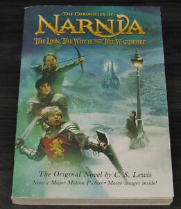 The Chronicles of Narnia 4 Volume: The Lion, the Witch and the