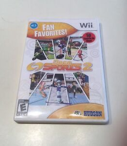 Wii Deca Sports Game