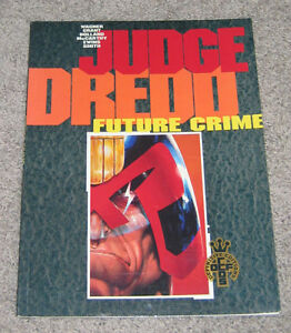 Judge Dredd - Future Crime (1990)