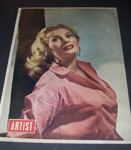 ANITA EKBERG Turkish Magazine PINUP 70010