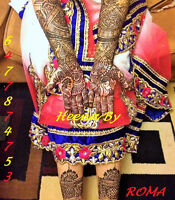 MEHNDI ARTIST @ AFFORDABLE HEENA RATE FOR ALL KINDS OF DESIGNS..