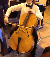 3/4 Cello - Lovely Tone - for sale