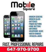 ★SPECIAL★ iPHONE 6, 5S, 5C, 5, 4/4S SCREEN REPAIR - FIX ON SPOT★