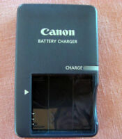 CHARGEUR + BATTERIE..Canon Powershot ..CHARGER + BATTERY