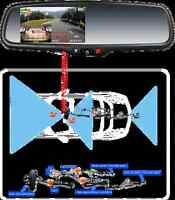 Dual Dash Cam 1080 HD , Reverse camera input, dash camera