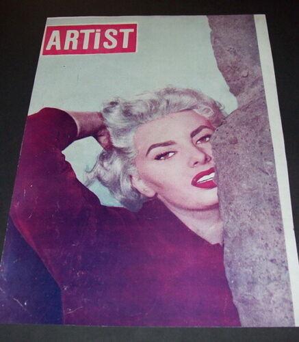 SOPHIA LOREN Turkish Magazine PINUP 70009