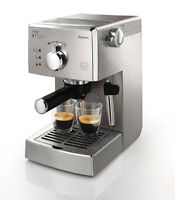 Philips Saeco Poemia Stainless Coffee Machine