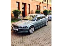 BMW 330d full leather interior