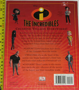 The Incredibles - The Guide Essential  Book (Retails $18+) London Ontario image 2
