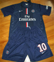 Jersey soccer et Short PARIS SAINT-GERMAIN 2015 - IBRAHIMOVIC
