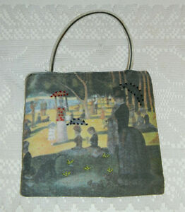 """""""Picnic In The Park"""" by Édouard Manet inspired mini purse Windsor Region Ontario image 1"""