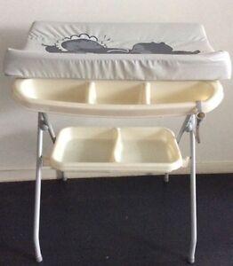Bathinette Baby Bath & Changing Table Combo Melbourne CBD Melbourne City Preview