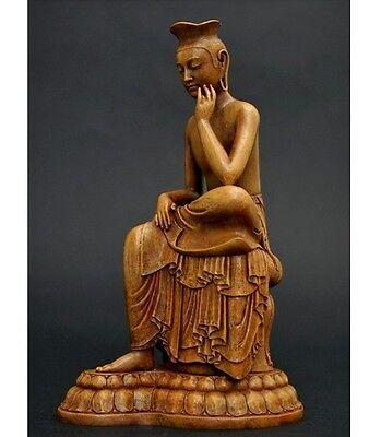 Japanese Buddhism Art -Maitreya Buddha-