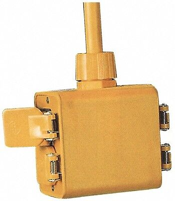 Woodhead Electrical 1 Gang, Weather Resistant, Rectangle Outlet Box 4 Inch Wi...