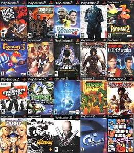 SONY PLAYSTATION 2 GAMES RARE COLLECTORS ITEMS BRAND NEW PS2 U/J East Brisbane Brisbane South East Preview