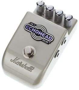 Pédale Marshall Echohead EH-1 Delay Pedal