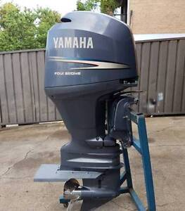 2004 model Yamaha 150HP four stroke 25 inch shaft Granville Parramatta Area Preview