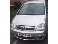 Vauxhall Meriva 1.4 ( Bargain )
