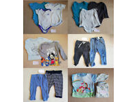 Bundle of baby clothes A (9-12 months)