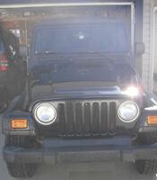 2003 Jeep TJ Sport Convertible