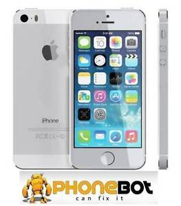 BNEW iPhone 5S 16GB Silver Unlocked @Phonebot St Kilda Port Phillip Preview