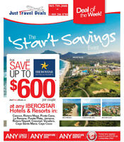 Iberostar Hotels & Resorts. Save $600 on All Inclusive Vacations
