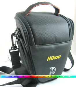 Camera-Case-Bag-for-Nikon-DSLR-D3200-D5100-D5000-D7000-D3100-D3000-D90-D300-D80