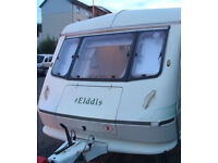 Two berth ELDDIS whirlwind XL