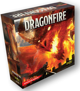 DragonFire boardgame with expansion